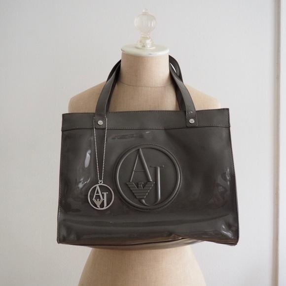 Armani Jeans Handbags - Armani Jeans Tote Bag 7357795a6b84c